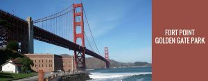 Fort Point, Golden Gate Park