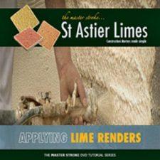 Applying Lime Renders DVD