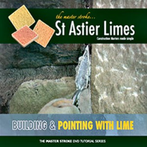 Building & Pointing with Lime