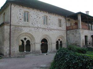 Abbaye St. Gilbert