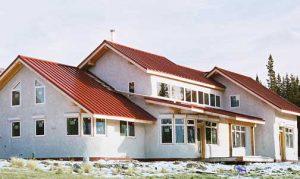Private Residence, Wrangell-Saint Elias National Park, McCarthy, Alaska