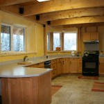 Private Residence, Wrangell-Saint Elias National Park, McCarthy, Alaska