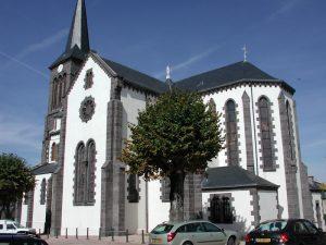 Manzat Church