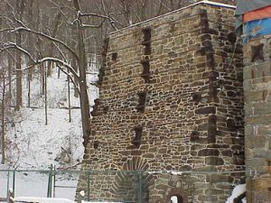 The Historic Oxford Furnace
