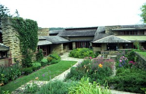 Taliesin East by Frank Lloyd Wright