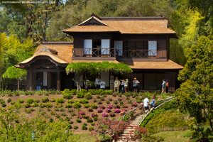 The Japanese House and Gardens at The Huntington, San Marino