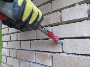 Fire Station #44 - Repointing
