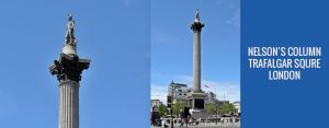 Nelson's Column Lime Restoration