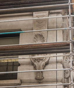 Monadnock Building - Restorative Repointing