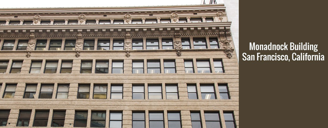 Monadnock Building – San Francisco, California
