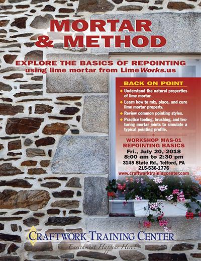 Mortar & Method